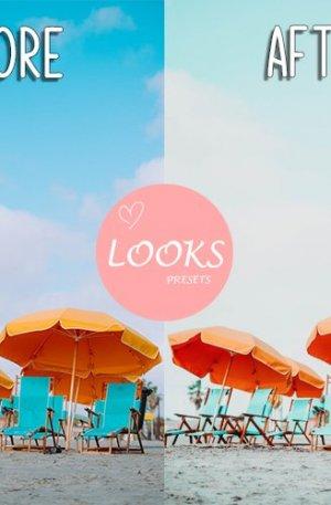 White blog feed lightroom preset for instagram