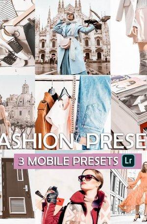 Fashion Preset for lightroom to design instagram