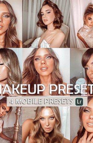 Makeup Preset for lightroom to design instagram presets