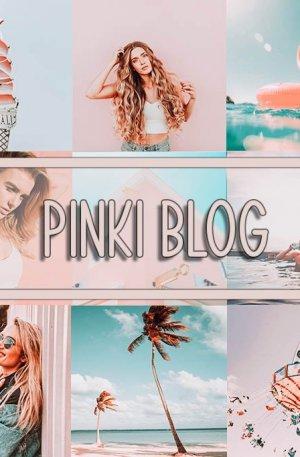 Pinki_-_Bloggers_-_Preset for lightroom