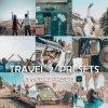 Travel 2 Preset for lightroom to design instagram