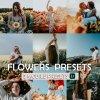 Flowers girl Preset for lightroom to design instagram presets