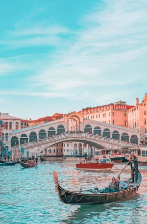 Italy Preset for lightroom to design instagram presets