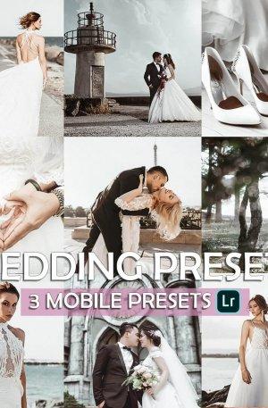 Wedding Preset for lightroom to design instagram presets