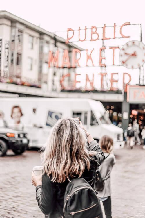 coffee girl Preset for lightroom to design instagram presets