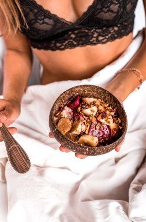 Breakfast Preset for lightroom to design instagram presets