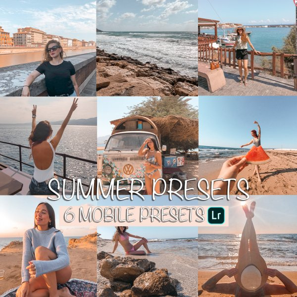 Summer Preset